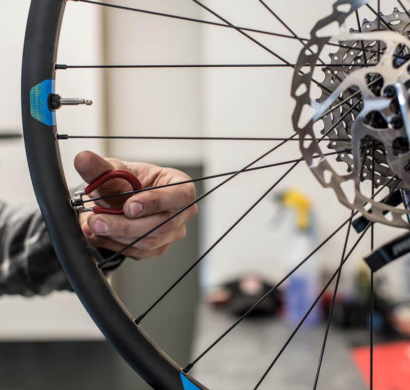 Servis bicikli