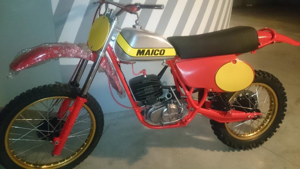MAICO MC 250 – 1979