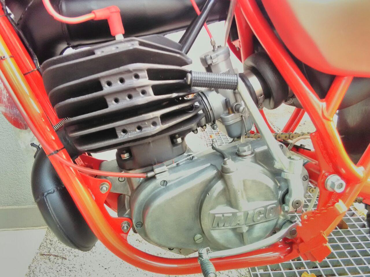 MAICO MC 250 – 1978