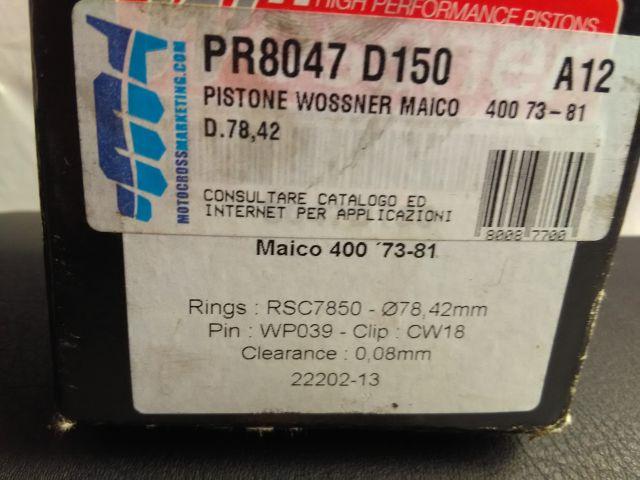 MAICO MC 400 – 1980