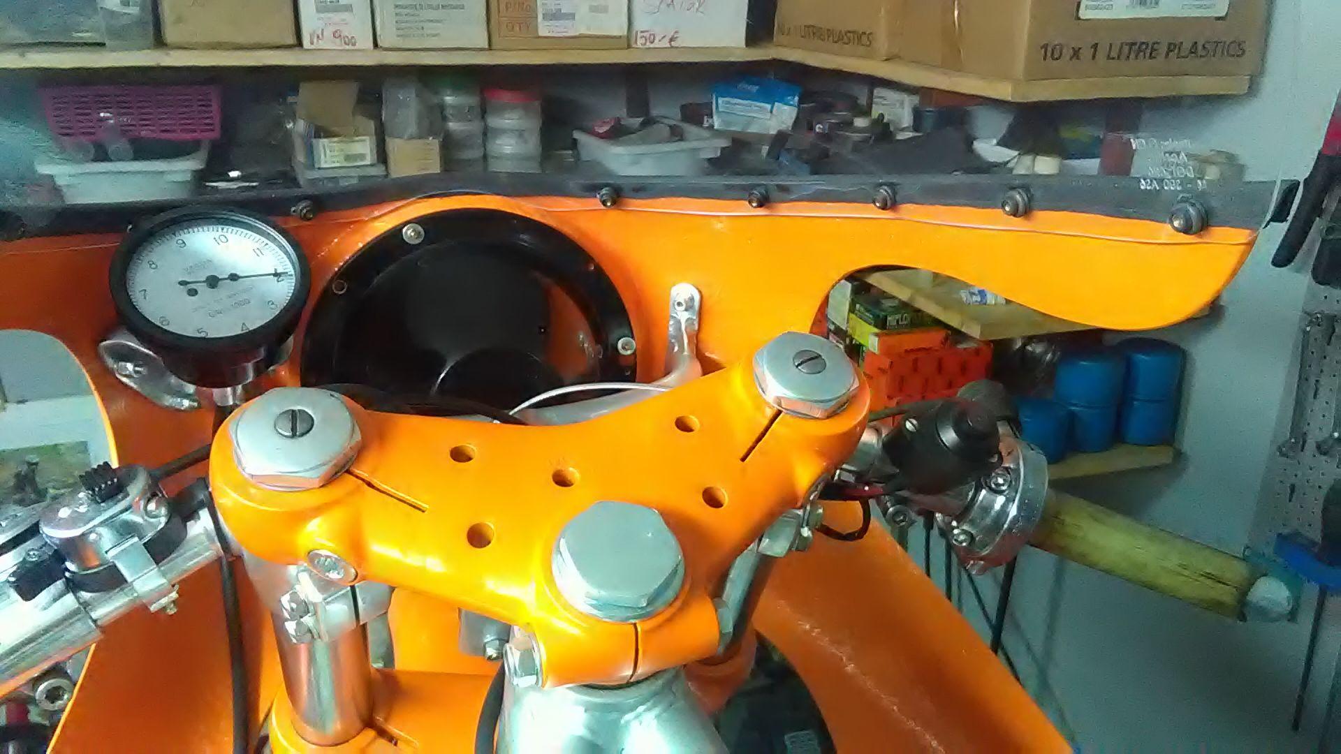 Laverda SFC Replica