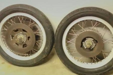 MOTO GUZZI 850-1000 – Borrani felge